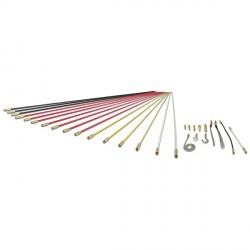 Super Rod CRMX Cable Rod Mega Kit