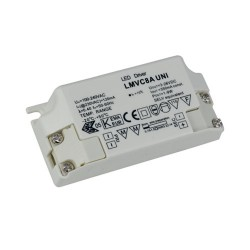 Ansell Constant Current Non-Dimmable 9W 350mA LED Driver