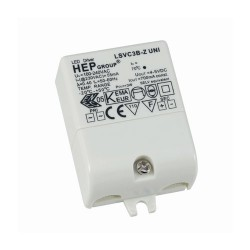 Ansell Constant Current Non-Dimmable 3W 700mA LED Driver