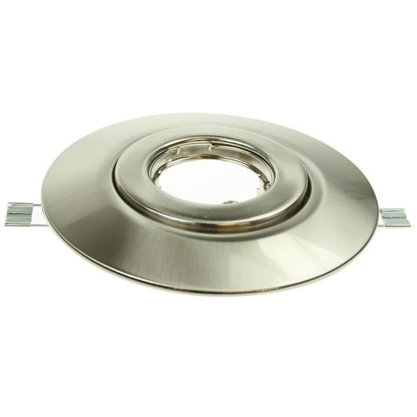 Ansell 50W GU10/MR16 Satin Chrome Converter Kit at UK Electrical ...