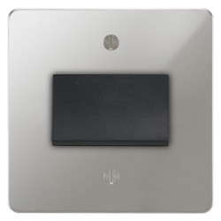 Focus SB Ambassador APC56.1B fan isolator switch in Polished Chrome