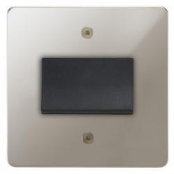 Focus SB Horizon HPN56.1B fan isolator switch in Polished Nickel