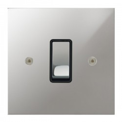 Focus SB True Edge TEAPC11.1/3B 1 gang 20 amp Intermediate rocker switch in Polished Chrome