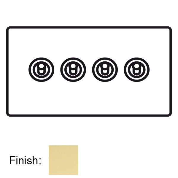 focus sb titan tpb14 4 4 gang 20 amp 2 way toggle switch
