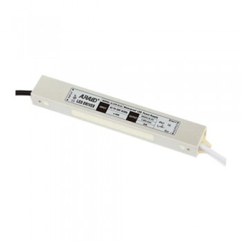 Auraled Waterproof LED Power Supply LED Driver 222x29x20mm