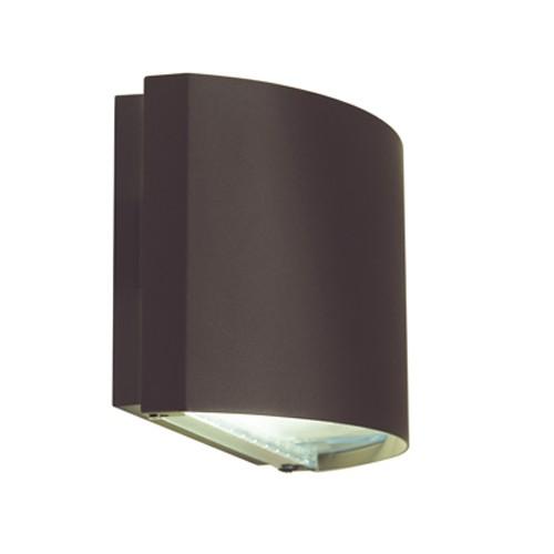 Ansell External Wall Lights : Ansell Ballad Wall Light at UK Electrical Supplies.