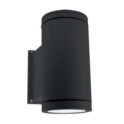 Ansell Duo Maxi Black Wall Light