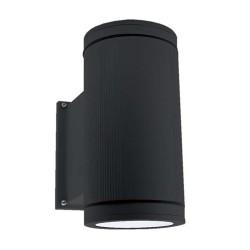Ansell Duo Maxi Black Wall Light
