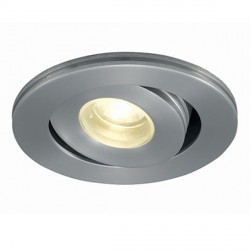 Ansell Iris 3W Warm White Adjustable LED Downlight