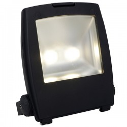 Ansell Mira 100W Cool White LED Floodlight With Photocell