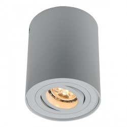 Ansell Novara Surface 50W Adjustable GU10 White Downlight