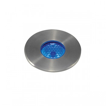 Ansell Rebel 3W Blue LED Inground Uplight