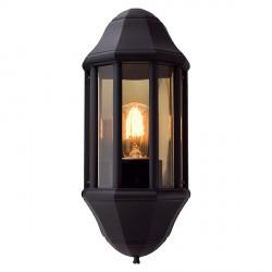 Ansell Sonate Black Half Lantern