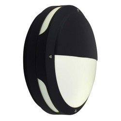 Ansell Tardo LED Black Wall Light