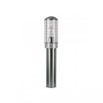 Ansell Urano Inox E27 700mm Bollard Stainless Steel
