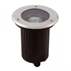Ansell 50W GU10 Adjustable Inground Uplight