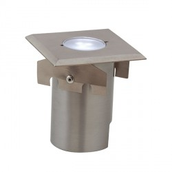 Ansell Square Cool White LED Decking Uplight
