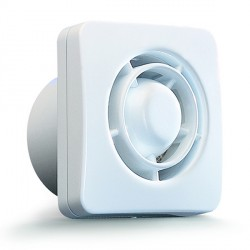 Silavent H1 timer and humidistat 100mm compact axial fans
