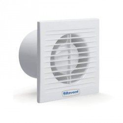 Silavent GLA150-H Timer and Humidistat 150mm Energy Efficient Green Line Range Axial Fans
