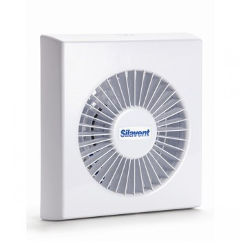 Silavent SDF150PBTW Twin speed and Pull Cord 150mm SDF range Standard axial fan