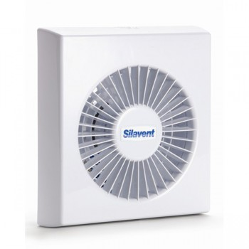 Silavent SDF150TBLV SELV and Timer 150mm SDF range Standard axial fan