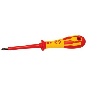 CK Pozi 1x80mm Screwdriver