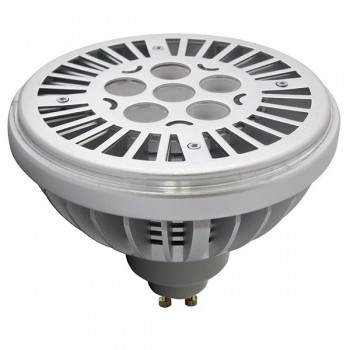 Bell Lighting 18W Warm White Dimmable GU10 LED AR111 Lamp