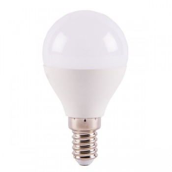 Bell Lighting 4W Warm White Non-Dimmable E14 Opal LED Golf Ball Bulb