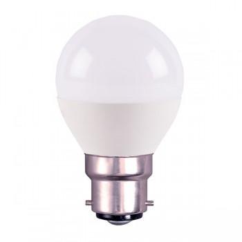 Bell Lighting 4W Warm White Non-Dimmable B22 Opal LED Golf Ball Bulb