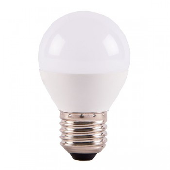 Bell Lighting 4W Warm White Non-Dimmable E27 Opal LED Golf Ball Bulb