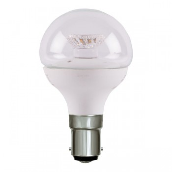 Bell Lighting 4W Warm White Dimmable B15 Clear LED Golf Ball Bulb