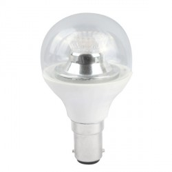 Bell Lighting 4W Cool White Dimmable B15 Clear LED Golf Ball Bulb