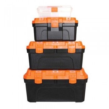 HOLDON 4-in-1 Professional Toolbox Stack
