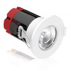 Aurora Lighting m10 8.5W 3000K Non-Dimmable Fixed LED Downlight