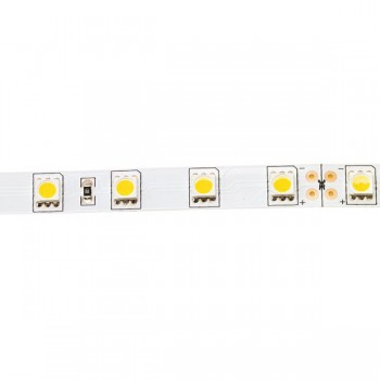 Aurora Lighting AU-ST524W 24V DC Single Colour Flexible High Power LED Strip Light in White