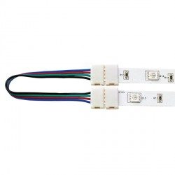 Aurora Lighting AU-STRGB101C Flexible Inter-Connection Lead - RGB LED strip LED Strip Light