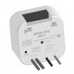 Click iNELS RFSAI-61B RF 1 Channel 16A Multifunctional Switching Actuator (Box Mount)