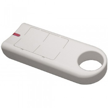 Click iNELS RF-KEY/W RF 4 Channel Remote Switch Key Fob in White