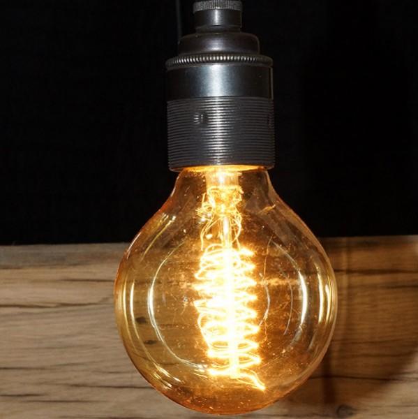 Calex Goldline Globe Filament 240v 35w Es Lamp At Uk