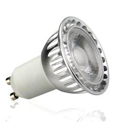Auraled GU10 5W 240V Cool White LED Lamp