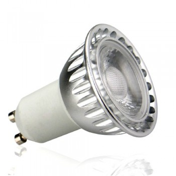 Auraled GU10 5W 240V Neutral White LED Lamp