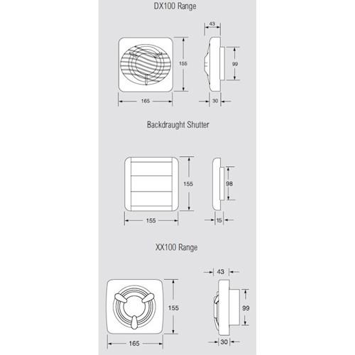 Xpelair Dx100t Wiring Diagram - Wiring Diagram on