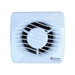 Xpelair LV100HTA 4 inch (100mm) Safety Extra Low Voltage with Humidistat