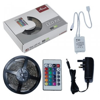Ansell Viper 5M Flexible RGB LED Strip Kit