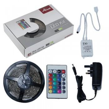 Ansell Viper 5M Flexible RGB LED Strip Kit