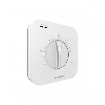 Heatmiser DS1V2 Central Heating Dial Thermostat