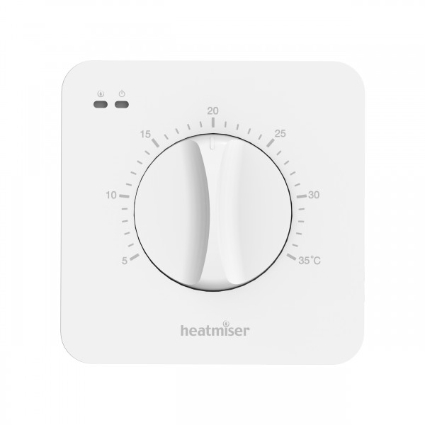Heatmiser ds sb central heating dial thermostat with set back heatmiser ds sb central heating dial thermostat with set back function asfbconference2016 Image collections