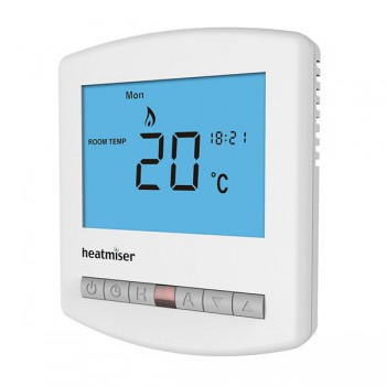 Heatmiser PRT Programmable Slimline Thermostat