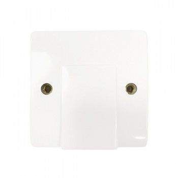 Click Mode 20amp Flex Outlet Plate