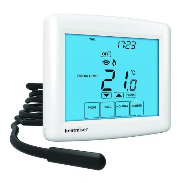 Heatmiser Prt Ets Wifi Touchscreen Programmable Underfloor